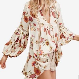 Free People {Just the Two of Us Tunic}